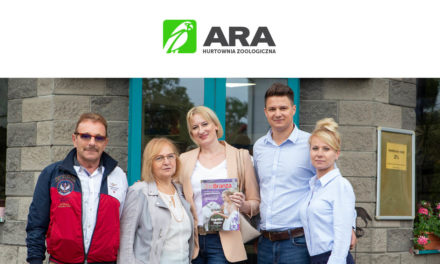 ARA – hurtownią miesiąca w ZooBranży!