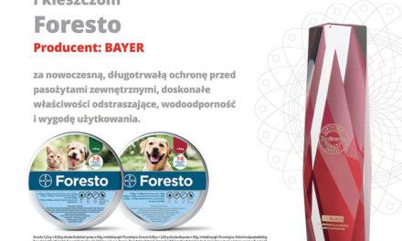 Certyfikat Jakości ZooBranży otrzymuje firma BAYER!