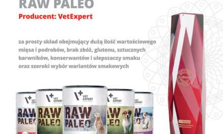 Certyfikat Jakości ZooBranży otrzymuje firma VetExpert!