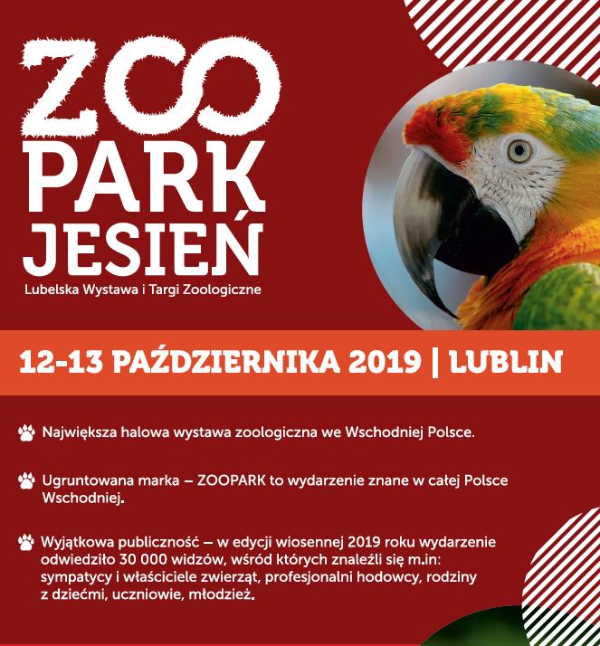 ZOOPARK już 12-13 października w Lublinie!