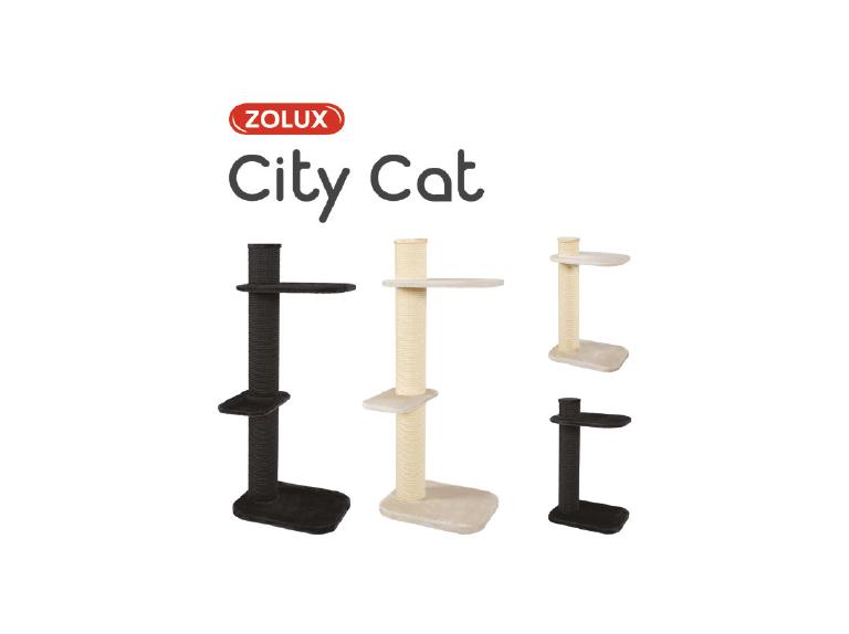 Drapaki dla kotów marki Zolux idealne do nowoczesnych wnętrz