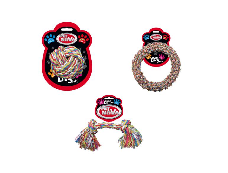Zabawki sznurkowe PET NOVA