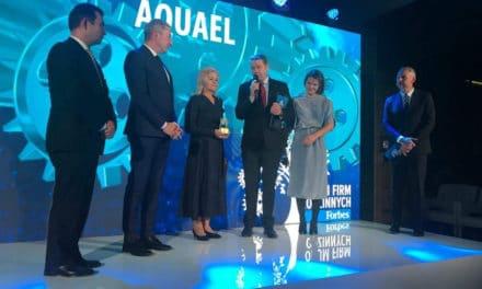 Forbes nagrodził AQUAEL