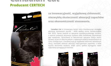 Certyfikat Jakości ZooBranży otrzymuje firma CERTECH!