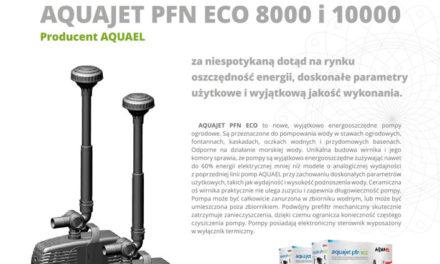 Certyfikat Jakości ZooBranży otrzymuje firma AQUAEL!