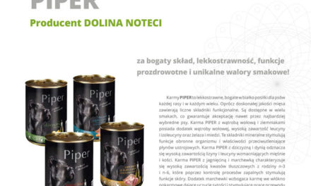 Certyfikat Jakości ZooBranży otrzymuje firma DOLINA NOTECI!