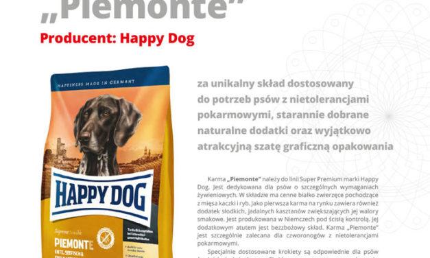 Certyfikat Jakości ZooBranży otrzymuje firma Happy Dog!