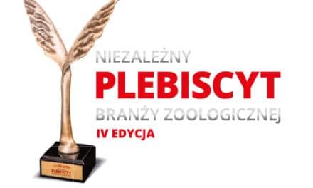 IV Niezależny Plebiscyt Branży Zoologicznej już trwa! Zgłaszaj swoich kandydatów izgarnij nagrodę!