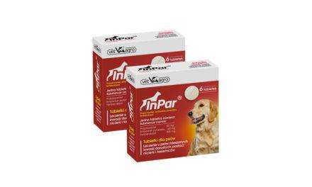 Nowość! InPar – tabletka na pasożyty wewnętrzne