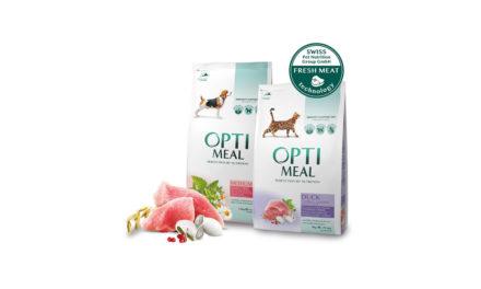 Naturalne składniki iszwajcarskie technologie. 5 przyczyn wyboru Optimeal dla Twojego kota