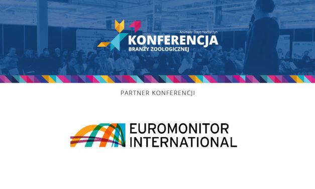Euromonitor International Partnerem Konferencji Branży Zoologicznej!