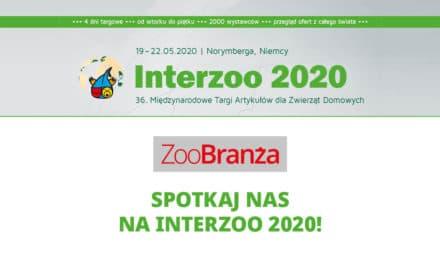 INTERZOO 2020 – zapraszamy na stoisko magazynu ZooBranża