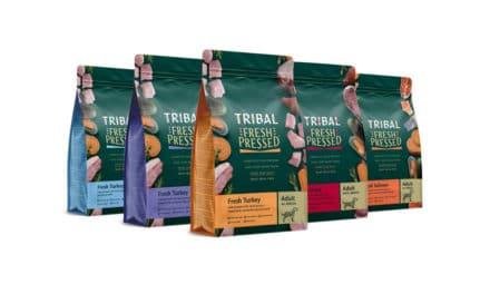 TRIBAL Fresh Pressed, najmniej przetworzona karma dla psów!