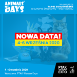 Oficjalna data targów animals days