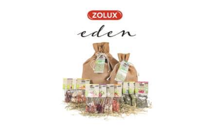 Eden – pyszne izdrowe nowości dla gryzoni ikrólików