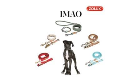 IMAO – nowa galanteria dla psów marki zolux