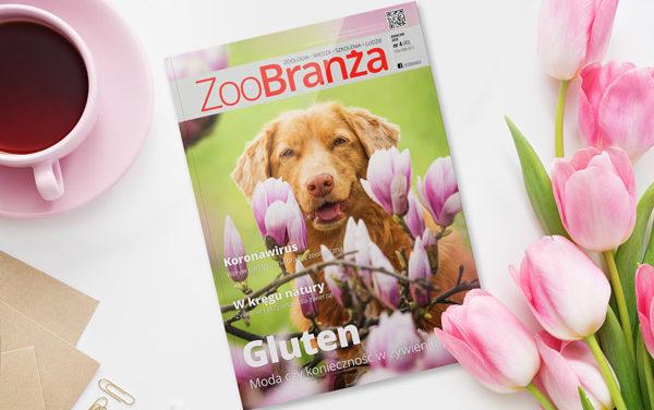 Kwietniowy numer ZooBranży 2020