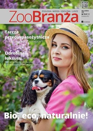 Najnowsze wydanie magazynu ZooBranża