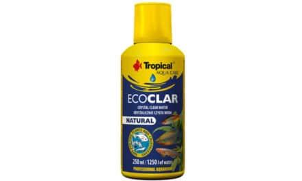 Preparat Tropical Ecoclar– krystalicznie czysta woda w  akwarium