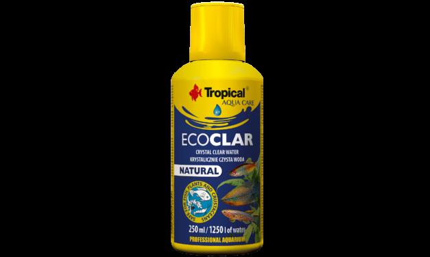 Preparat Tropical Ecoclar KRYSTALICZNIE CZYSTA WODA W AKWARIUM