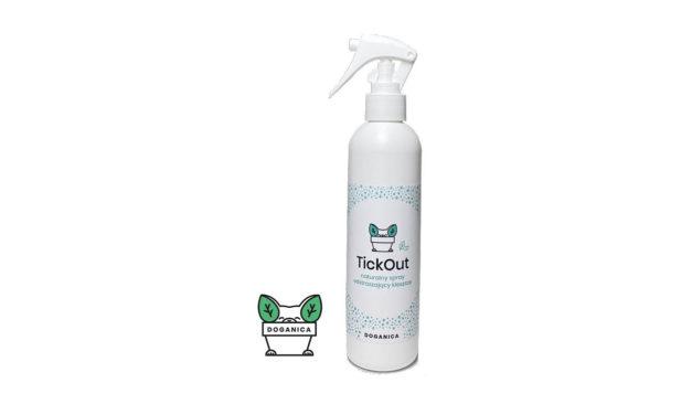 TickOut – naturalny spray odstraszający kleszcze, komary ipchły od Doganica