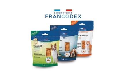 Nowa gama przysmaków dla psów ikotów od Francodex*