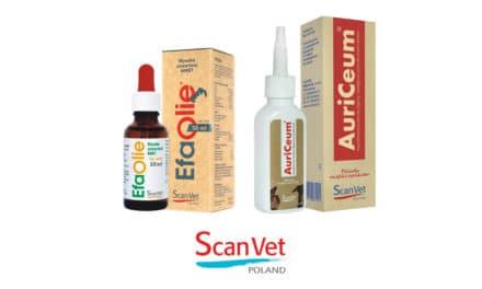 ScanVet – dla zdrowia skóry psów ikotów!