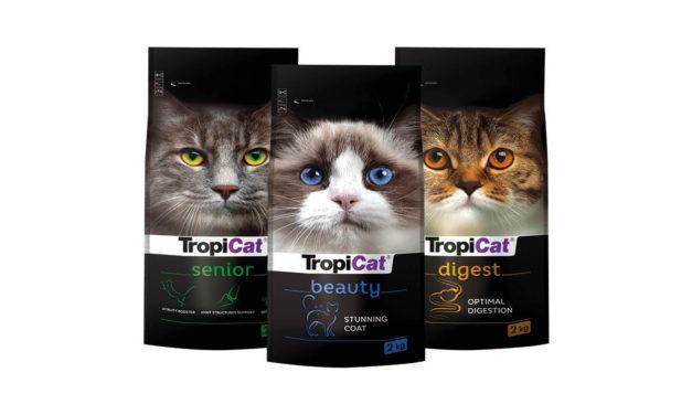 Totalny must have w linii karm TropiCat!