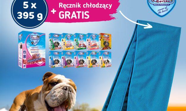 Letnia promocja Renske z ręcznikiem chłodzącym gratis