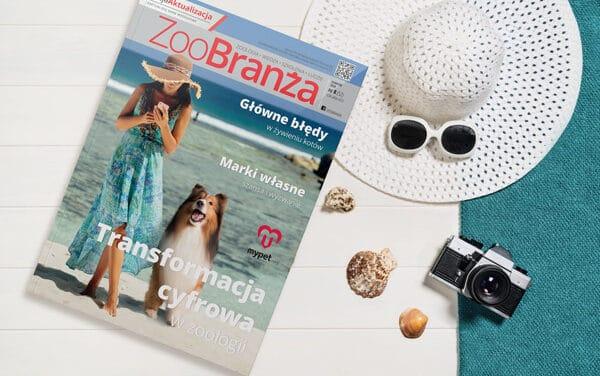 Sierpniowy numer ZooBranży!