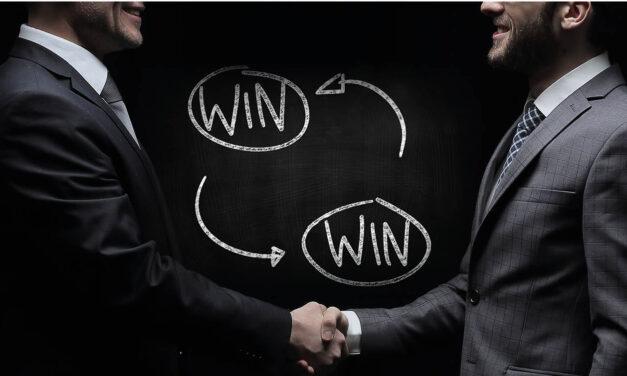 Pomnóż zwycięstwo, podziel koszty  Strategia WIN-WIN iekonomia współdzielenia