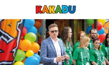 Nowy sklep wformacie Kakadu 2.0