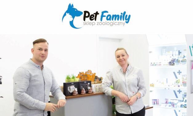 Sklep miesiąca Pet Family – Bo pupil to też rodzina!