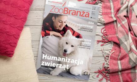 wrześniowy numer ZooBranży!