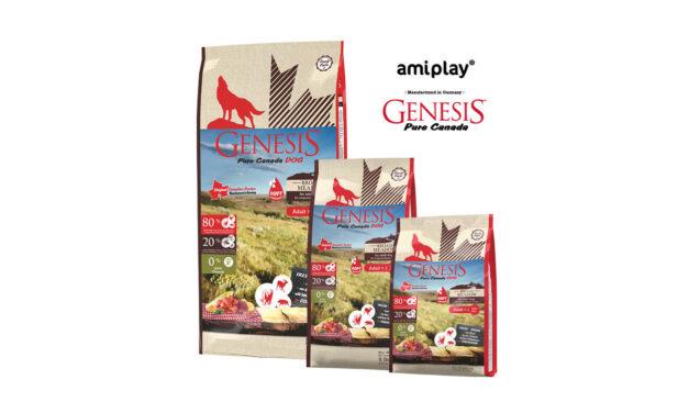 Amiplay, dystrybutor marki Genesis, prezentuje Genesis Broad Meadow – adult soft