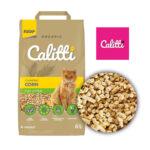 Calitti® CORN – żwirek kukurydziany dla kota