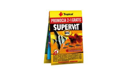 WYJĄTKOWA PROMOCJA 2 + 1 GRATIS na saszetki najpopularniejszych produktów marki TROPICAL