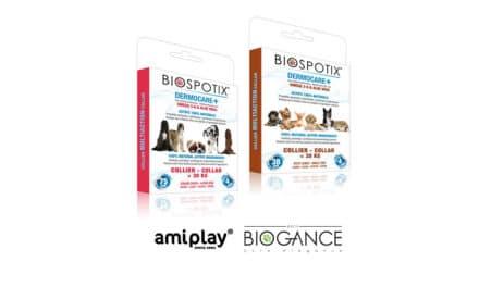 Biogance Dermocare+ Obroże pielęgnacyjne dla psów