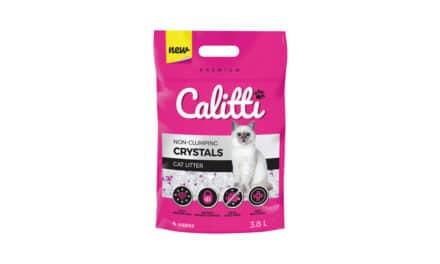 Żwirek silikonowy Calitti® Crystals