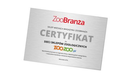 Twój sklep się wyróżnia?  Zdobądź tytuł Sklepu Miesiąca magazynu ZooBranża!