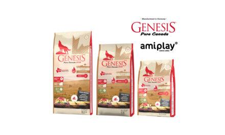 Amiplay dystrybutor marki Genesis Pure Canada przedstawia: Genesis Pure Canada Shallow Land