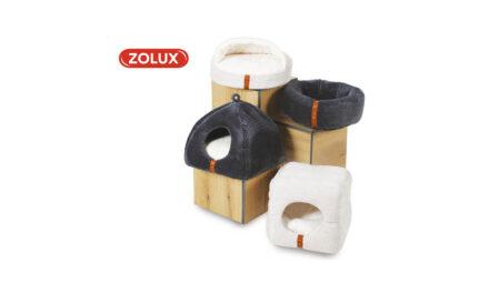 Legowiska Paloma marki Zolux, czyli nowy wymiar kociego komfortu!