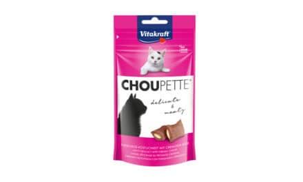 Choupette 40 g – nowy przysmak dla kotów od Vitakraft®!