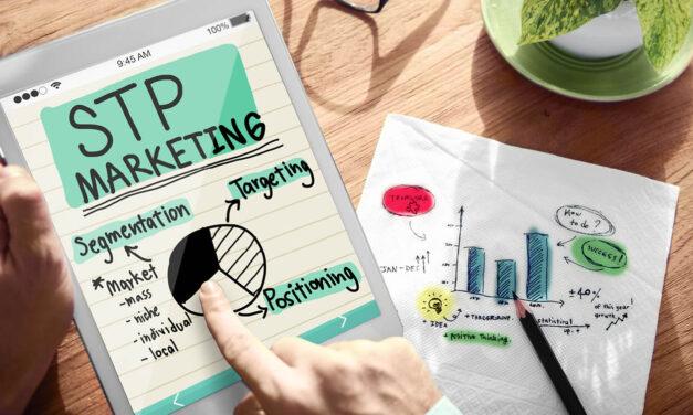 Marketing STP – prosto wcel! Trzy kroki do sukcesu Twojego sklepu
