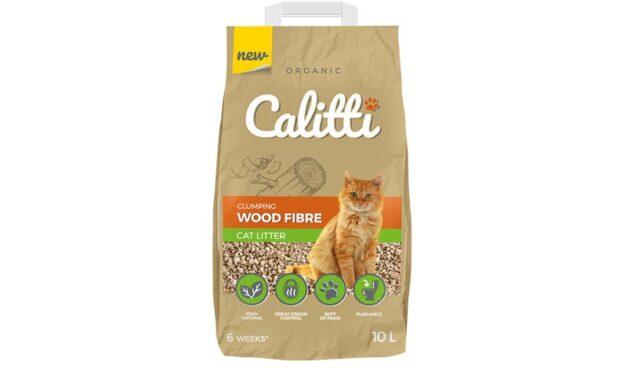 Premiera! Calitti® WOOD FIBRE