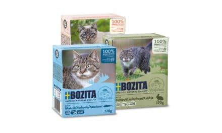 Bozita mokra karma dla kotów wkartonikach Tetra Recart® 370 g już wkrótce wnowej odsłonie!