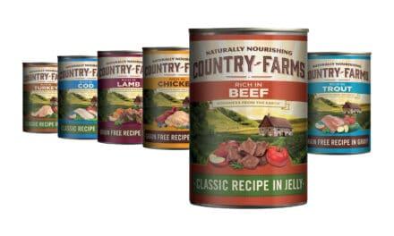 Karmy mokre wrodzinie Country Farms™!