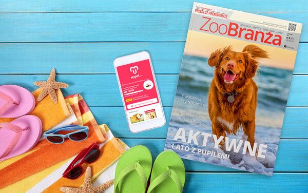 Jest już najnowszy, czerwcowy numer ZooBranży!