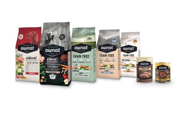 OWNAT GRAIN FREE w trzech liniach produktów – w odpowiedzi na potrzeby klienta!