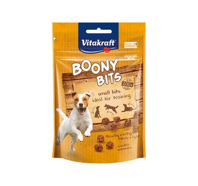 Przysmaki BOONY BITS dla psa!